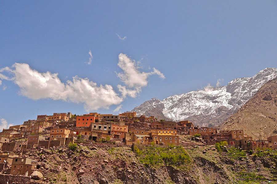 Randonnée de 3 Jours au Toubkal de Marrakech