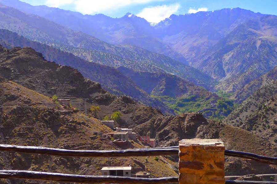 3 Days High Atlas Morocco Marrakech   Toubkal Ascent Hike