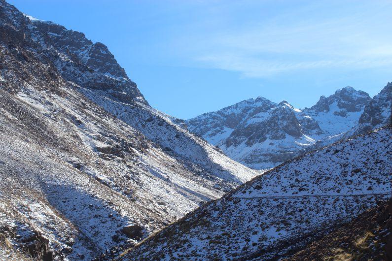 3 Jours Mont Toubkal  & 3 Jours Sahara Désert Tour