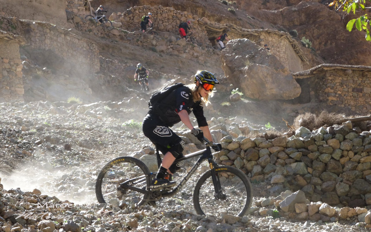 1 day Excursion  Mountain Biking in Imlil
