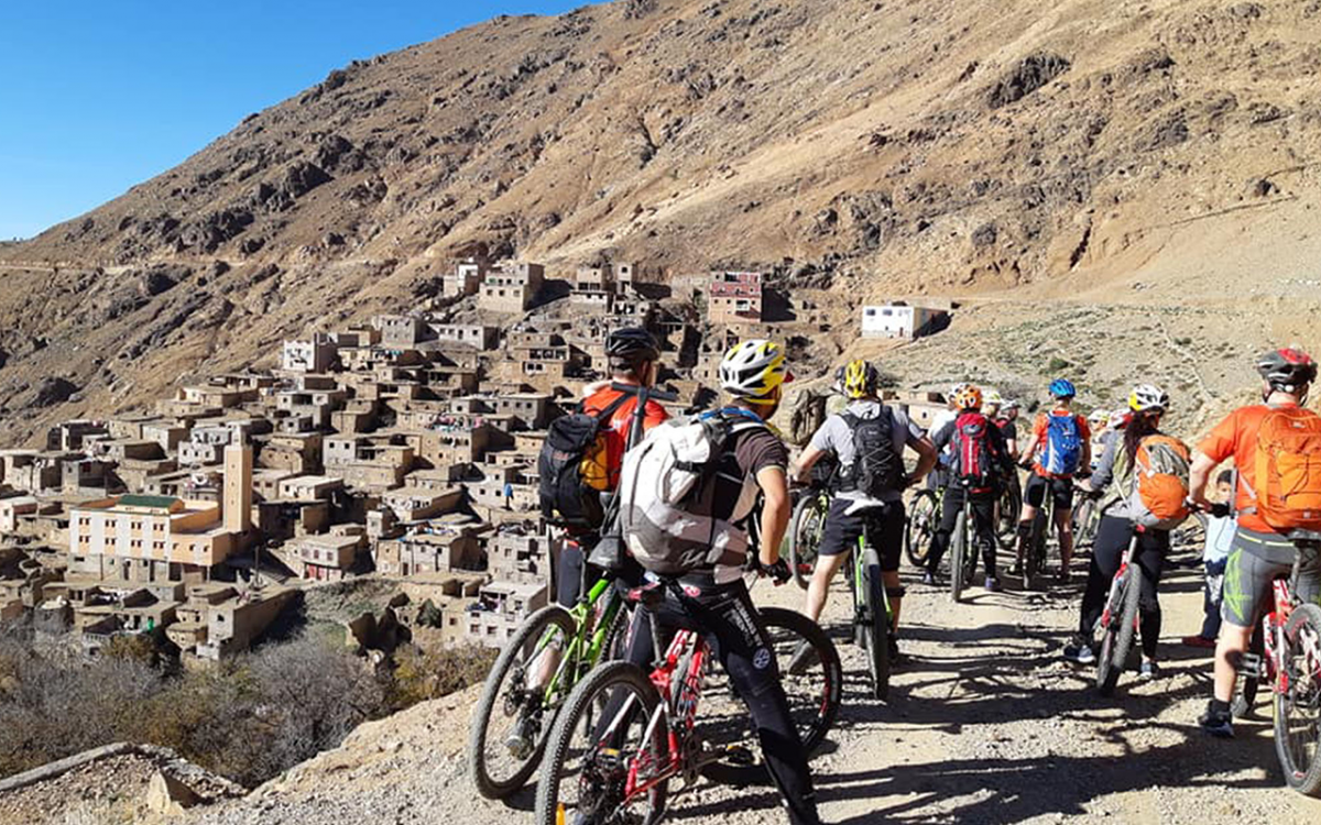9 Days MOUNTAIN BIKING IN MOROCCO