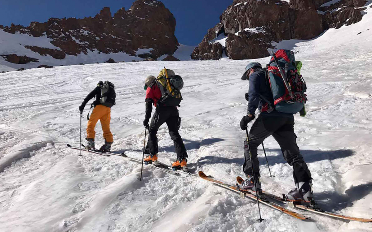 8 DAYS SKI TOURING - TOUBKAL